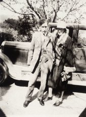 Photograph of Leonard and Virginia Woolf © Tate Archive