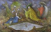 Leonora Carrington The Pomps of the Subsoil 1947 © ARS, NY and DACS, London 2014