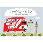 London Calls! (paperback) book cover