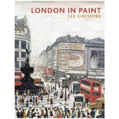 Paint in London book cover