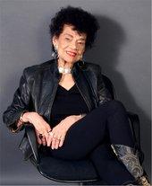 Lorraine O'Grady - photo by Elia Alba, courtesy Alexander Gray Associates