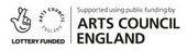 Supported by Arts Council funding