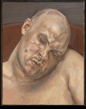 Lucian Freud Leigh Bowery 1991
