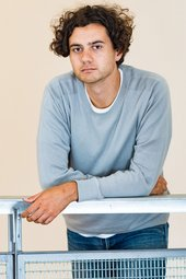 Portrait of Luke Willis Thompson