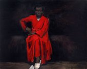 Lynette Yiadom-Boakye Any Number Of Preoccupations 2010