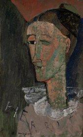Painting by Modigliani