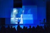 Paul Maheke, Mbu, 2017 - BMW Tate Live Exhibition: Ten Days Six Nights, Tate Modern. Photograph © Tate  2017 (Photographer: Brotherton-Lock)