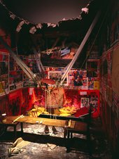 Ilya Kabakov The Man Who Flew Into Space From His Apartment 1985