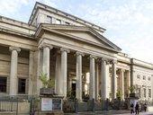 External view of Manchester Art Gallery building