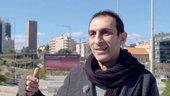 Still image of Marwan Rechmaoui from TateShots video