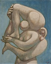Mayo, Portrait surréaliste 1937