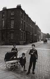 Don McCullin Liverpool 8 in the early 1960's. 1963 © Don McCullin