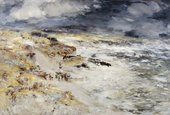 William McTaggart The Storm 1890