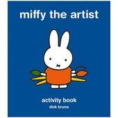 Miffy the artist