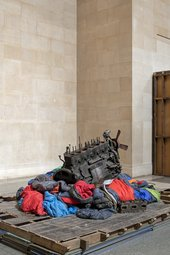 Mike Nelson: The Asset Strippers install view Tate Britain 2019. Photo: © Tate​