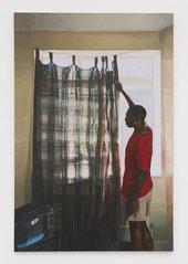 Mike Silva, Jason (Curtain) 2021 © the artist. Photo: Tate