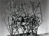Luciano Minguzzi The Unknown Political Prisoner: Figure within Barbed Wire 1952 Tate
