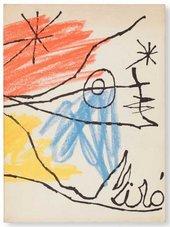 1964 Miró exhibition catalogue