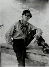 Photograph of Modigliani