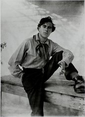 Amedeo Modigliani by an unknown photographer