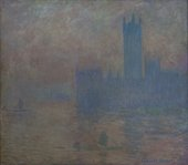 Claude Monet, Houses of Parliament, 1903