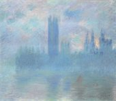Claude Monet, Houses of Parliament, c1900–1