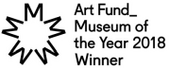 Art Fund Museum of the Year 2018 Winner logo