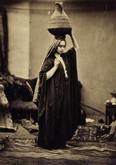 Roger Fenton The Water Carrier 1858