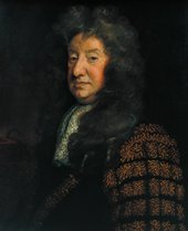 Fig.1 Sir Godfrey Kneller 1646−1723 The First Marquess of Tweeddale 1695 Oil paint on canvas 752 x 638 mm N03272