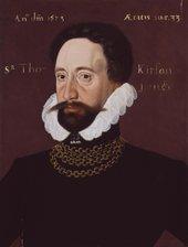 Fig.1 George Gowerc.1540–1596 Sir Thomas Kytson 1573 Oil paint on panel 527 x 400 mm N06090