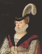 Fig.1 George Gowerc.1540–1596 Elizabeth, Lady Kytson 1573