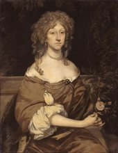 Peter Borseller active 16441687 Portrait of a Lady Date not known Oil paint on canvas 914 x 711 mm N06175