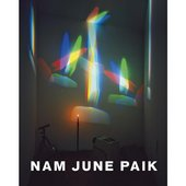 Cover of Nam June Paik book available at Tate shop