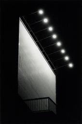 Naoya Hatakeyama, Maquettes-Light 0426, 1995