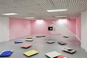 Cornelia Baltes, installation view