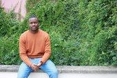 Photo of poet Ogun