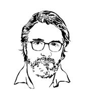 Portrait of Olafur Eliasson