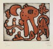 Miro, Composition 1947