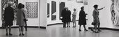 Installation view of 54–64 Painting and Sculpture of a Decade, Tate Gallery, London, 1964, Photo © Tate