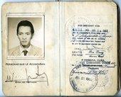Wifredo Lam, Passport