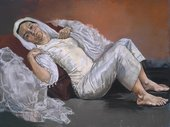 Paula Rego Bride 1994 Tate Purchased 1995 © Paula Rego