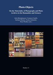 Book cover featuring title and collage image of various files and drawers