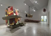 Phyllida Barlow, installation view