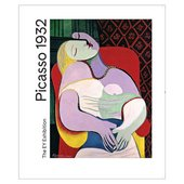 Picasso 1932 exhibition catalogue