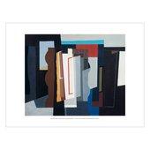 Piper Abstract I (mini print)