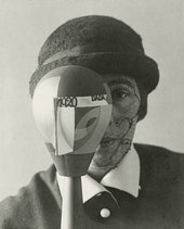 Nic Aluf Sophie Taeuber with her Dada Head 1920 Stiftung Arp e.V., Berlin