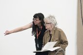 Tate Public Programmes course The Drawing Tour. Photo by Tate Photography