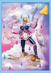 Rachel Maclean We Want Data! 2016 Courtesy of Rachel Maclean © Rachel Maclean