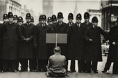 Don McCullin Protester, Cuban Missile Crisis, Whitehall, London 1962