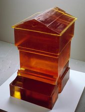 ​Rachel Whiteread Untitled (Hive) 2007-8 Private Collection © Rachel Whiteread